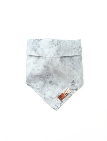 Bandana - Marble Luxe - Coco and Chili's Shop