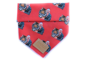 Bandana: Tiger King - Coco and Chili's Shop