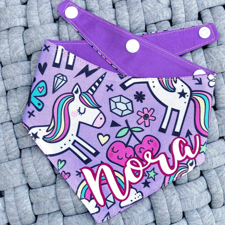 Bandana - Unicorn Rainbow - Coco and Chili's Shop