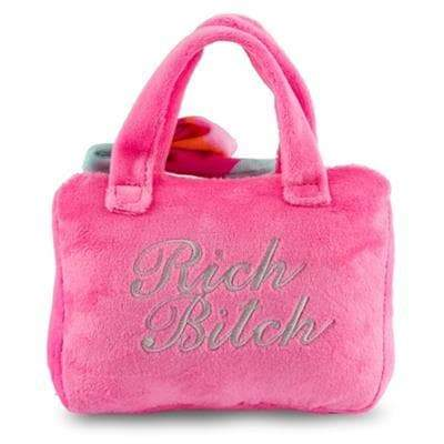 Barkin Bag - Pink (Rich B*itch) - Coco and Chili's Shop