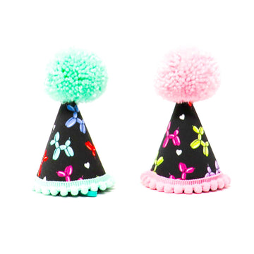 Birthday Pom Pom Hat - Coco and Chili's Shop