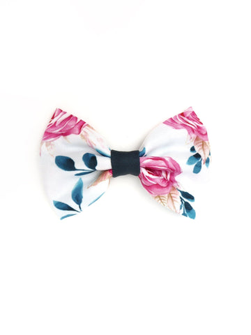 Bowtie - Fresh Blooms - Coco and Chili's Shop