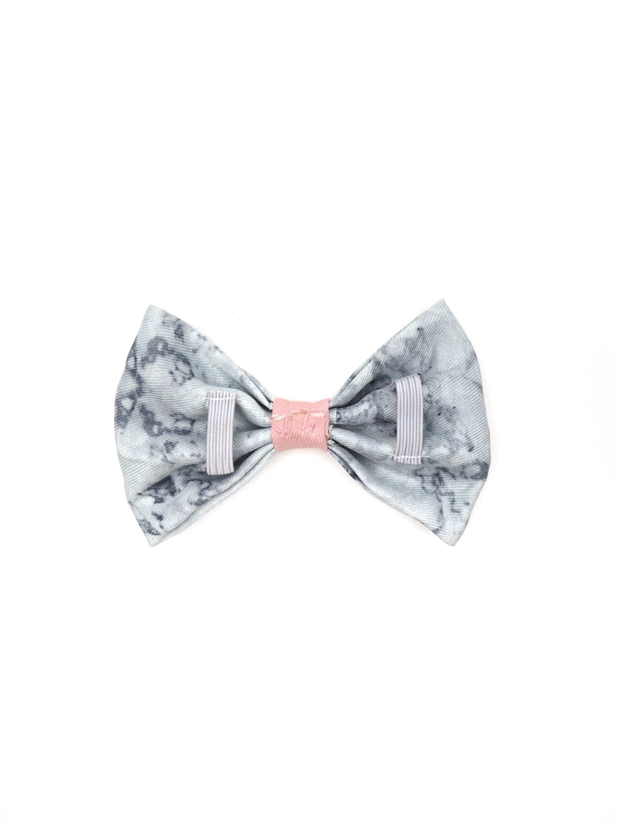 Bowtie - Marble Luxe - Coco and Chili's Shop