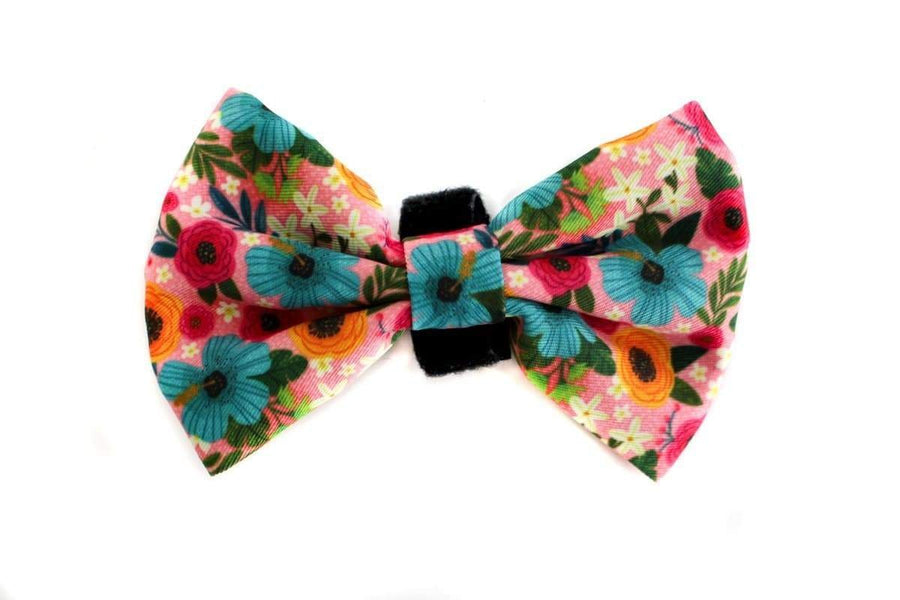 Bowtie - The Floral Edit - Coco and Chili's Shop