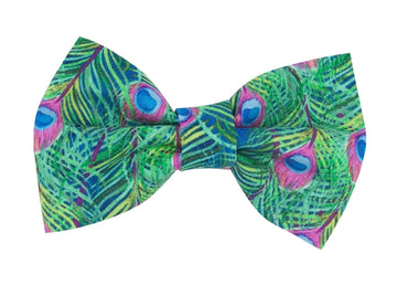 Bowtie - The Peacock - Coco and Chili's Shop
