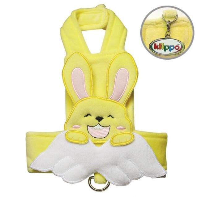 Bunny Angel Harness with Matching Leash - Coco and Chili's Shop