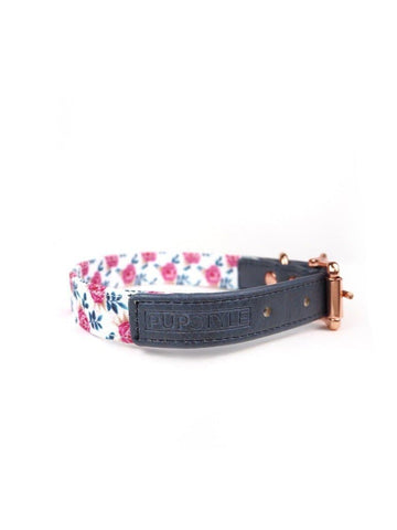 City Collar - Fresh Blooms - Coco and Chili's Shop