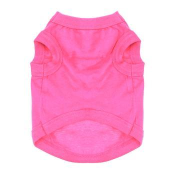Cotton Dog Tank - Raspberry Sorbet - Coco and Chili's Shop