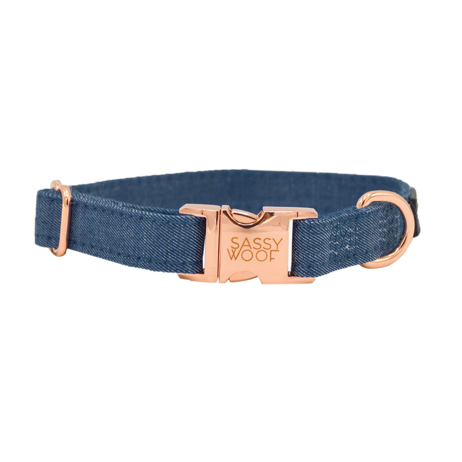 Collar - Denim