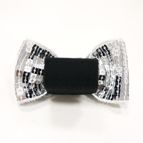 EasyBOW Sequins - Silver - Coco and Chili's Shop
