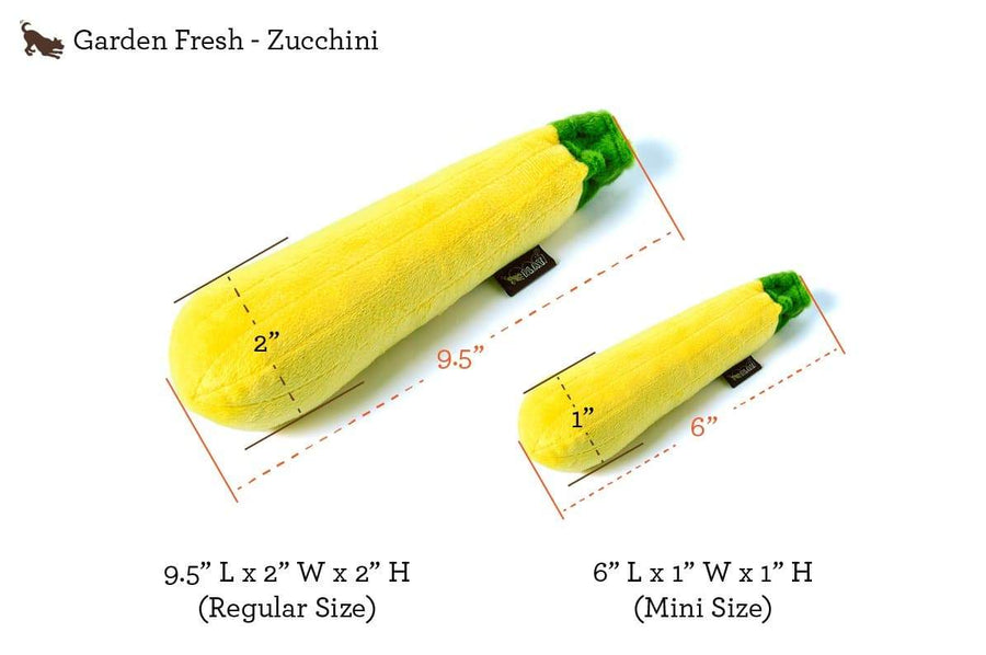 Garden Fresh Zucchini - Coco and Chili's Shop