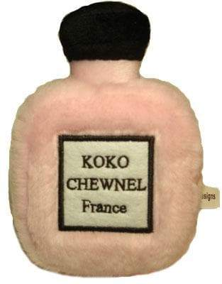 Koko Chewnel Perfume Toy - Coco and Chili's Shop