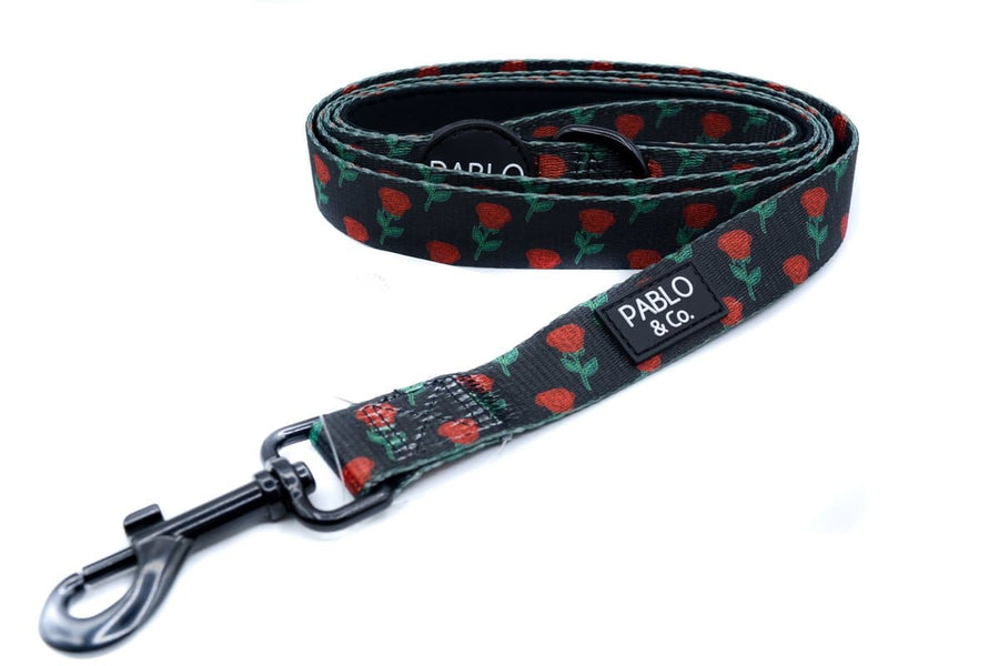 Leash: Roses are Red - Coco and Chili's Shop
