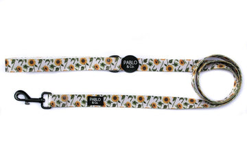Leash - Sunflowers - Coco and Chili's Shop