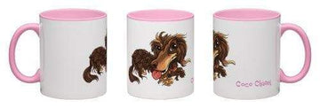 Mug with Coco on it - Toon Version - Coco and Chili's Shop