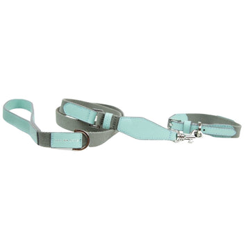 Niko Collar and Leash Set - Light Blue - Coco and Chili's Shop
