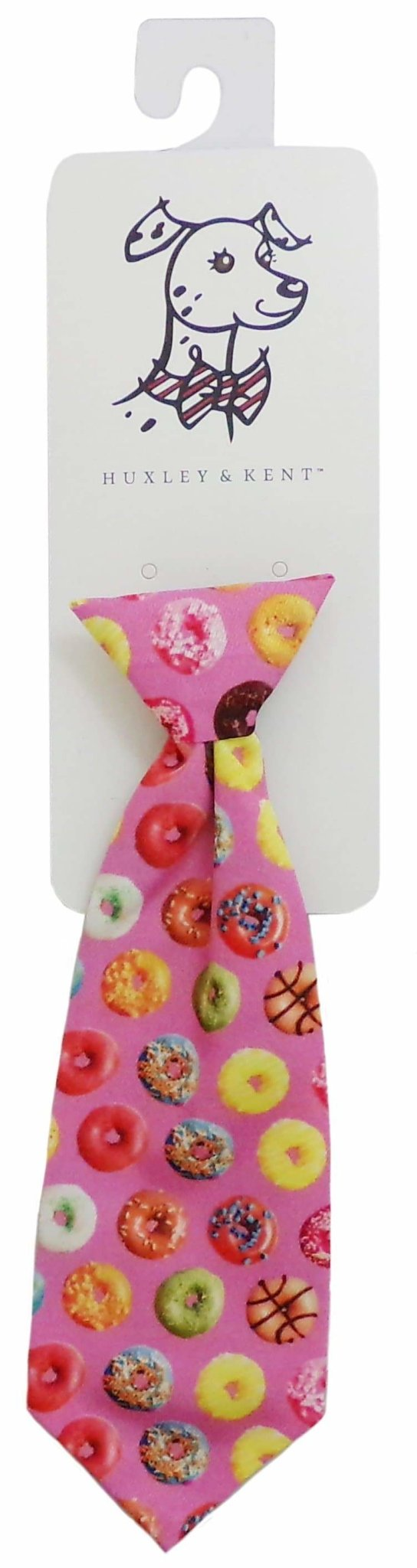 Novelty Long Tie - Donut Shoppe - Coco and Chili's Shop