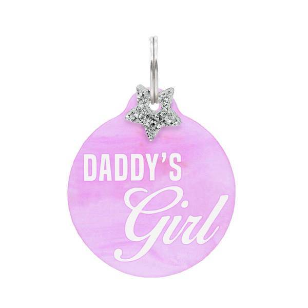 Rebel Dawg Dog Tag - Daddy's Girl - Coco and Chili's Shop
