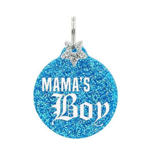 Rebel Dawg Dog Tag - Mama's Boy - Coco and Chili's Shop