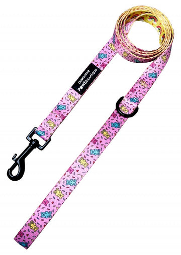 Reversible Leash – Gummy Bear - Coco and Chili's Shop
