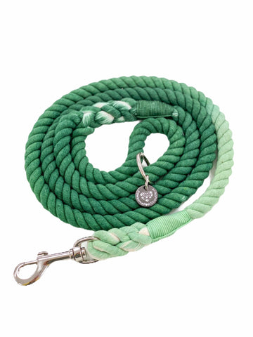 Rope Leash - In The Woods - Coco and Chili's Shop