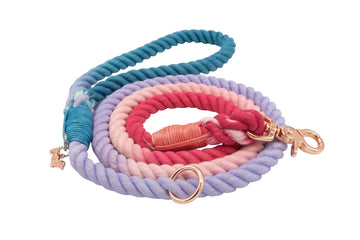 Rope Leash - Pixie Dust - Coco and Chili's Shop