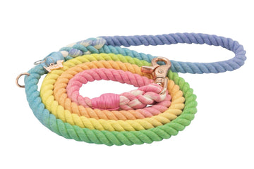 Rope Leash - Sprinkles - Coco and Chili's Shop