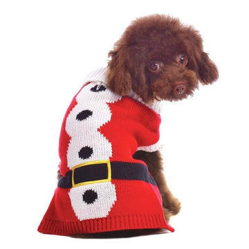 Santa Sweater - Coco and Chili's Shop