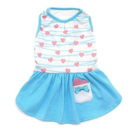 Sweet Heart Dress - Coco and Chili's Shop