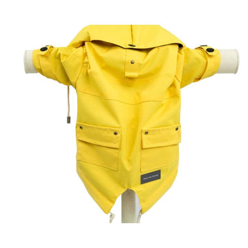 Talon Raincoat - Yellow - Coco and Chili's Shop