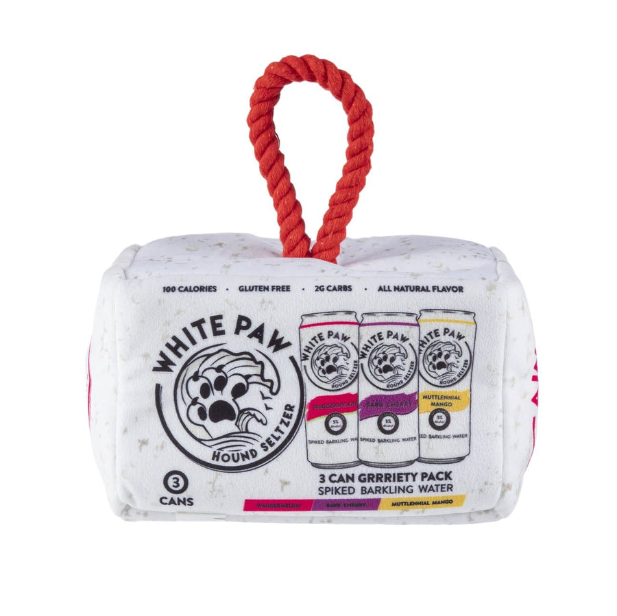 White Paw Grrriety Pack - Activity House - Coco and Chili's Shop
