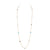 Long Semi-Precious Stone Necklace | Lily Gardner