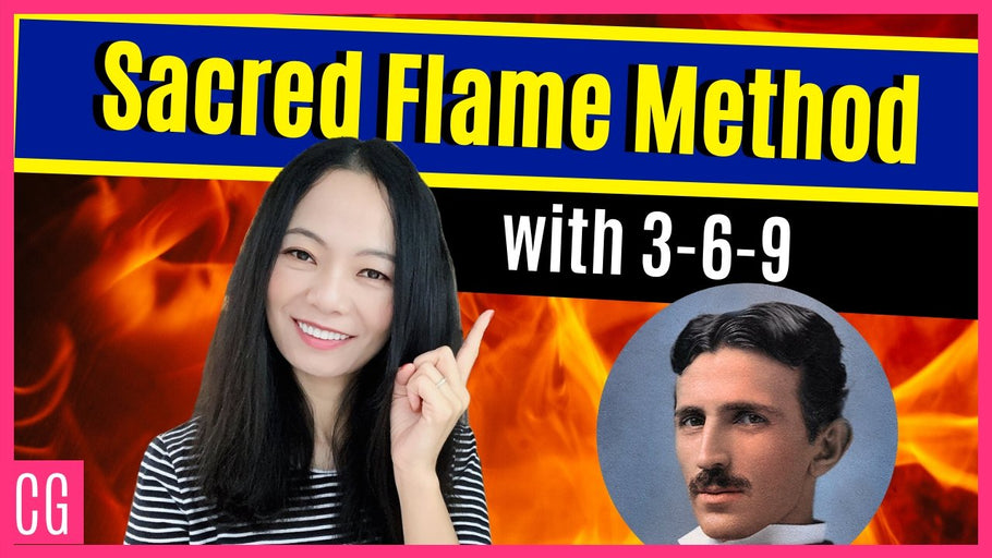 Ancient Powerful Manifestation Technique: The Sacred Flame Method