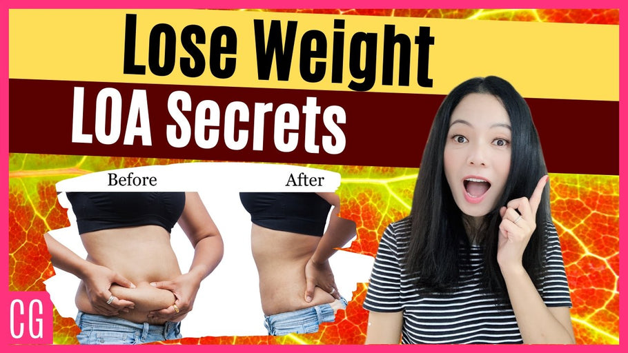 How to lose weight with an ancient law of Attraction technique