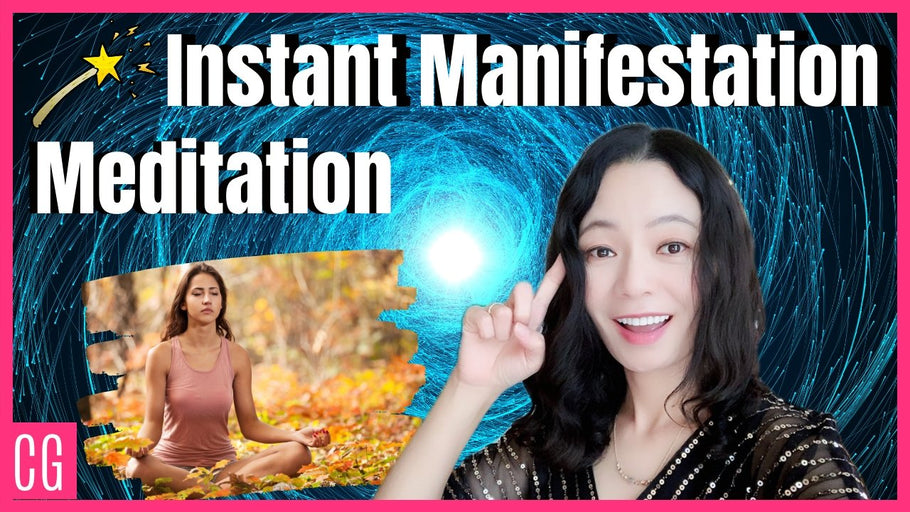 How to Meditate for Instant Manifestation - Only 2% Of People Know This