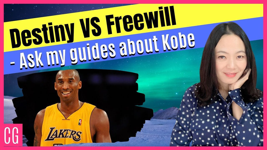 Is Life Destiny or Free will? My Spiritual Guides Said This On Kobe Bryant Passing