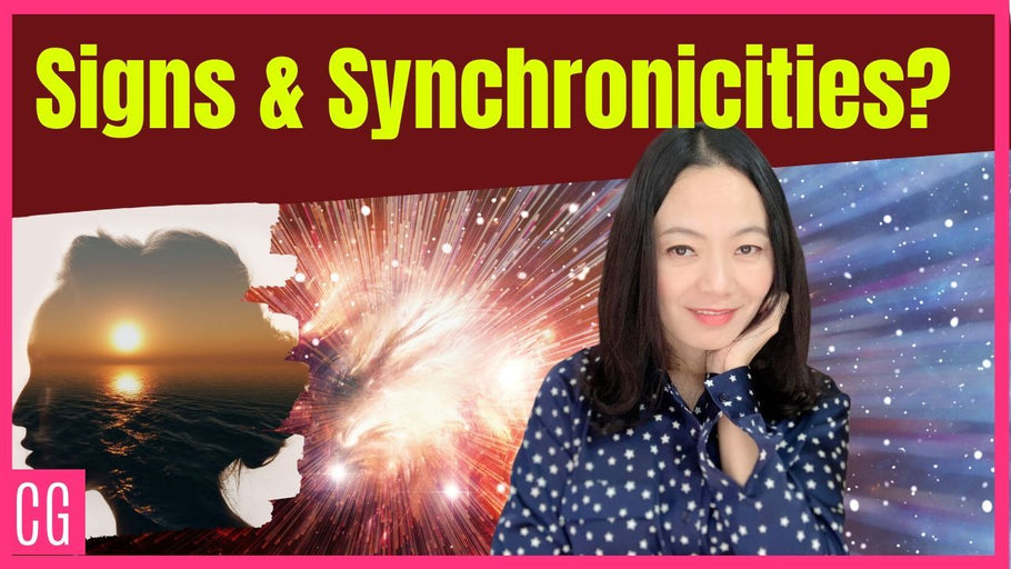 Signs and Synchronicities - How To Use them To Manifest?