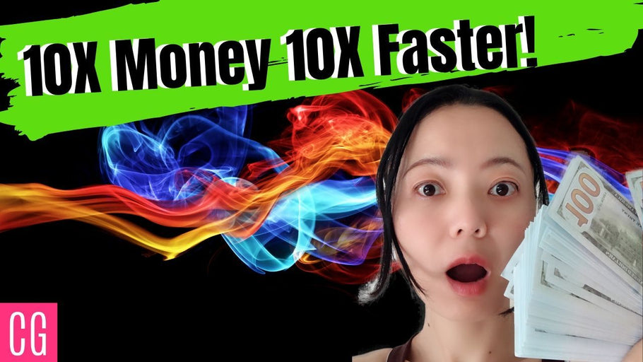 You will manifest 10x more money 10x faster if you let go of these 3 energy patterns!