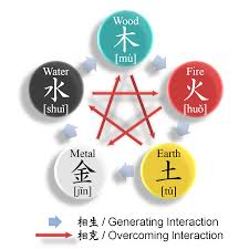 Chinese astrology 5 elements