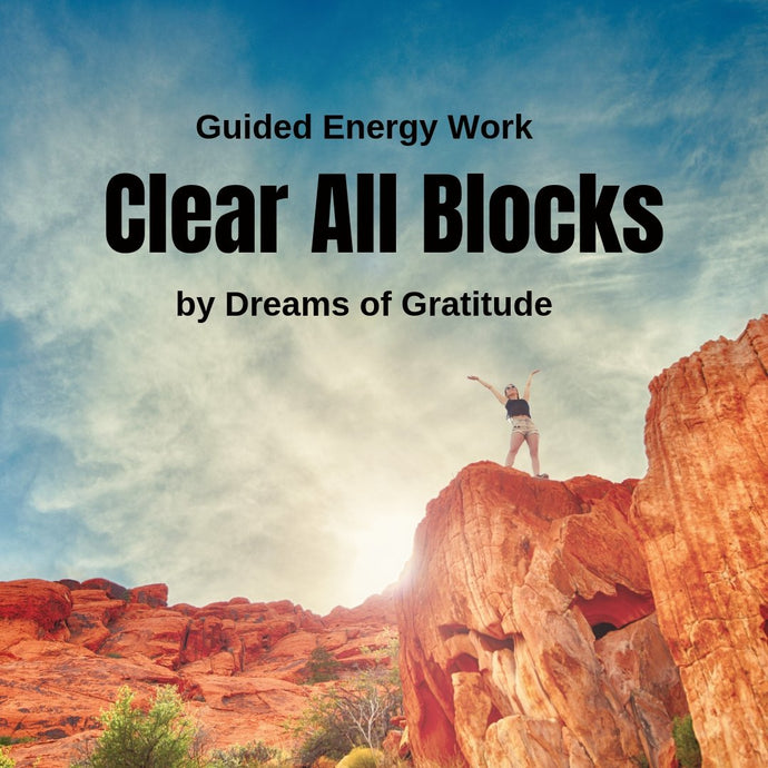Guided Energy Attunement: Clear All Subconscious Blocks and Merge with Higher Self - Choosing Gratitude