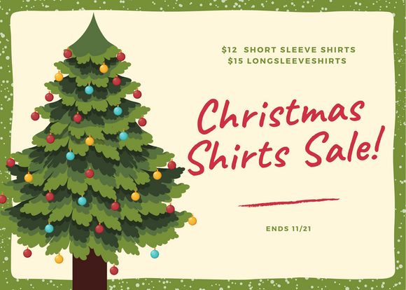 Custom Christmas Shirt Sale