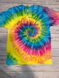 Way Maker Tie Dye Tee