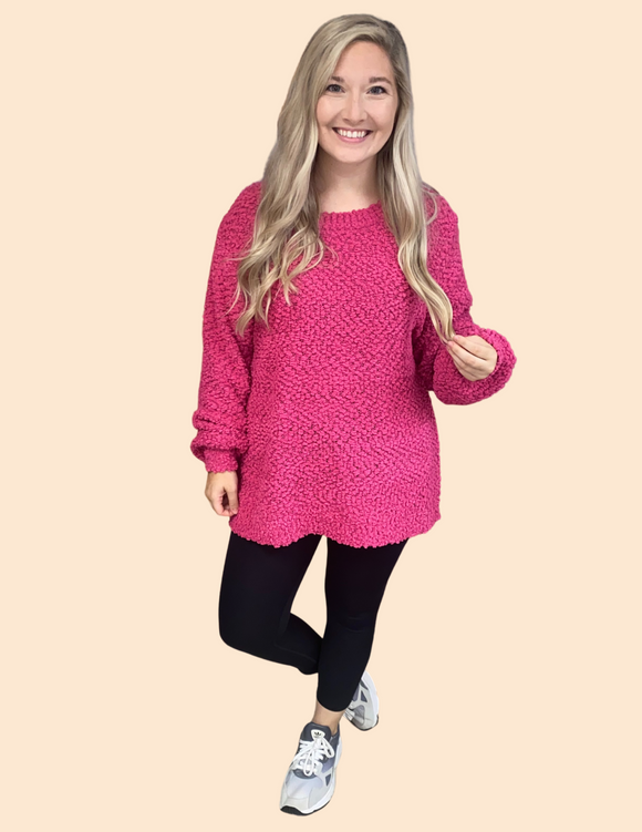 Get Cozy and Comfy Sweater