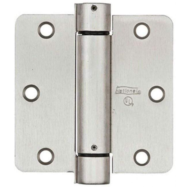 National Hardware Adjustable Spring Hinges 3-1/2