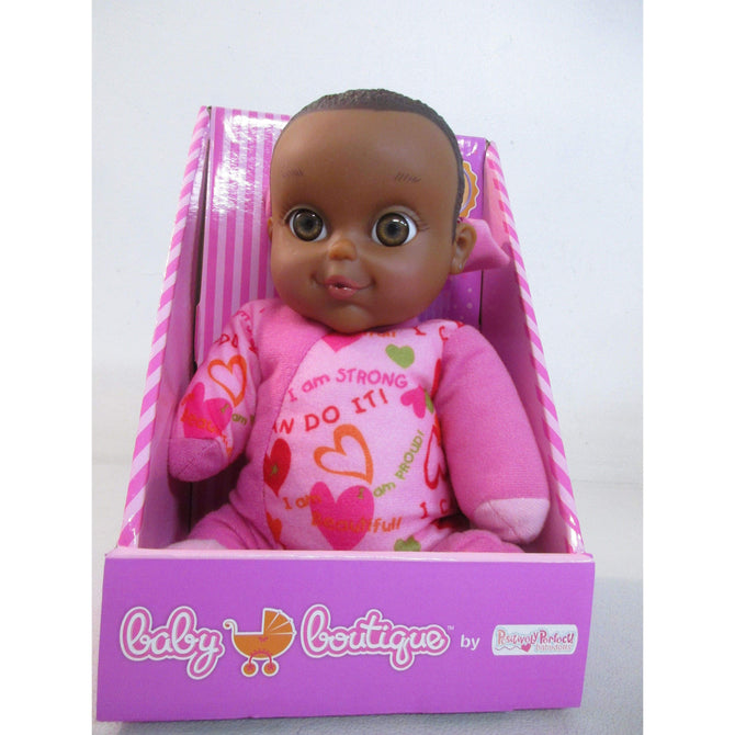 Baby Boutique Positively Adorable Angela Baby Doll  2001 *