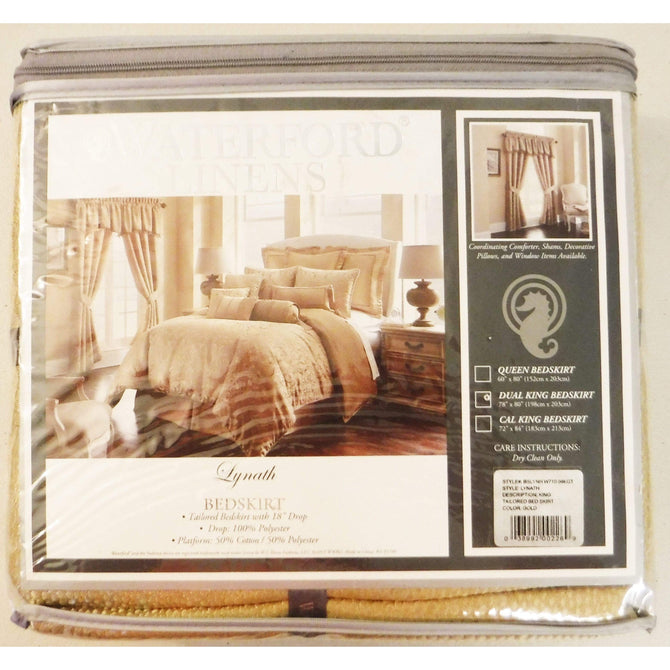 Waterford Linens Lynath Dual King 78