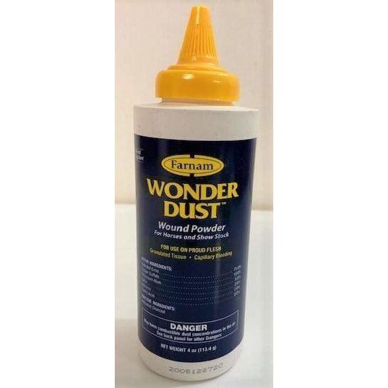 Farnam Wonder Dust Wound Powder 4 oz, 31101