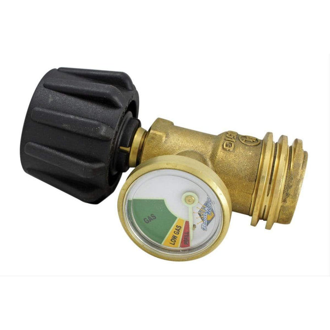 Flame King YSN-212 Gas Meter Propane Level Indicator  *