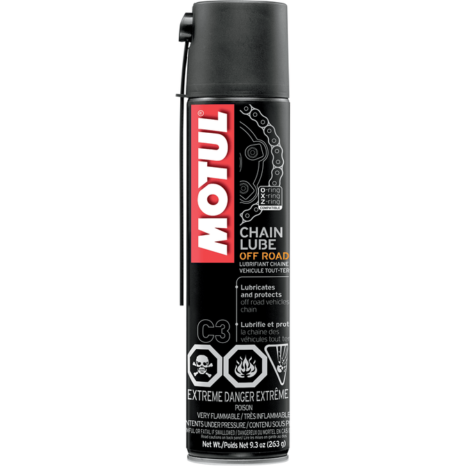 Motul Offroad Chain Lube 9.3oz. Can  *
