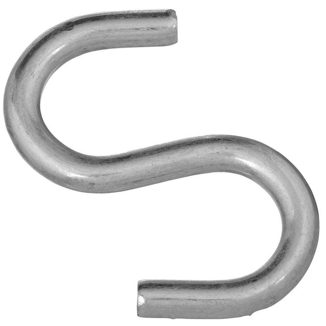 National (10) N121-756 Open S Hooks 3